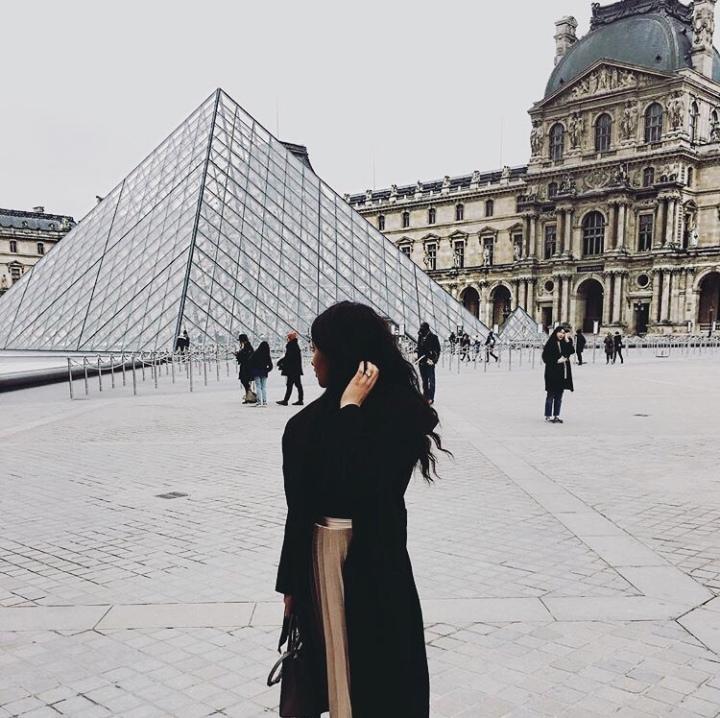 Parisian Adventures – My First Trip ToParis