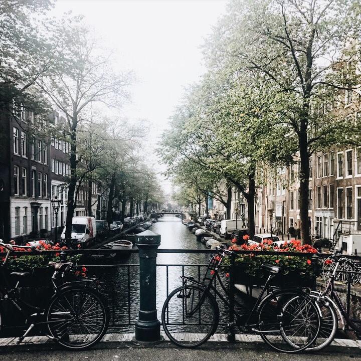 City of bikes – Three days inAmsterdam